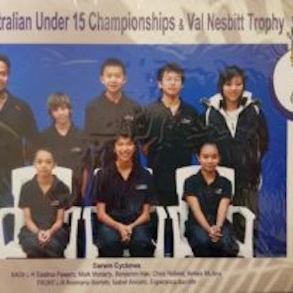 2010 VN U15