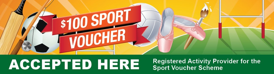 Sport Voucher web banner 1000x200px